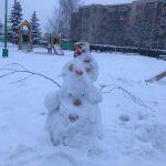 Pirmojo sniego džiaugsmai